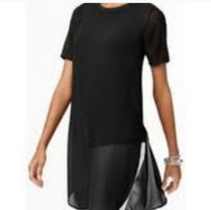 Alfani Illusion Tunic